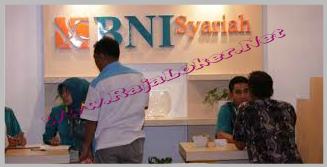 Info Loker BANK BNI Syariah 2015