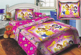 Sprei Belize Princess