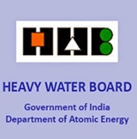Heavy Water Board, HWB, 10th, freejobalert, Latest Jobs, Maharashtra, Clerk, Stenographer, hwb logo