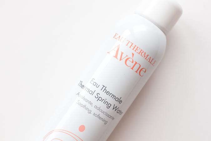 avene thermal spring water spray review