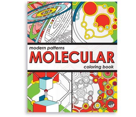 Libro para colorear moléculas   La Guarida Geek
