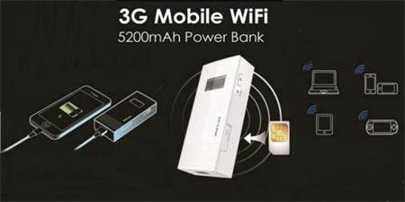 Router TP-LINK M5360