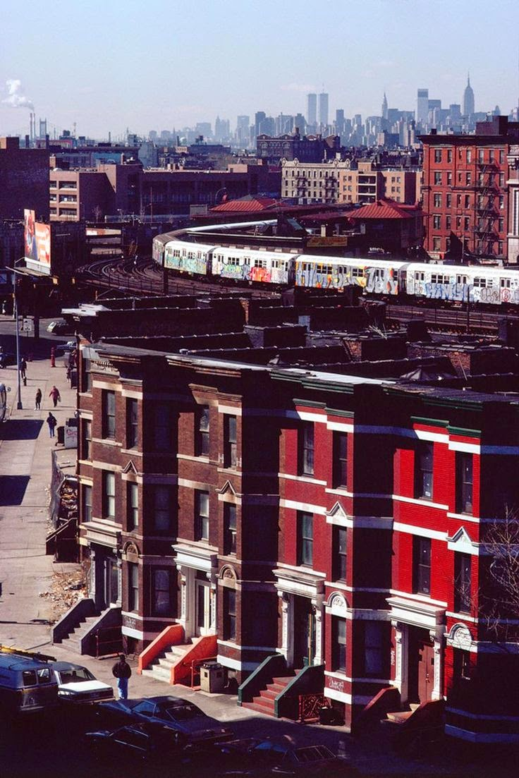 Vista South Bronx, 1989