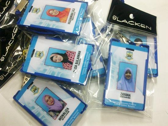 kad nama,nametag, id card, passcard, metrix card,kad metrik