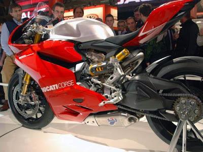 Ducati 1199 S Supersport