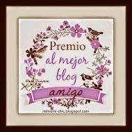 PREMIO DE ROSA, GRACIAS ROSA POR EL PREMIO!!!