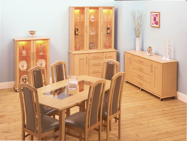 Exceptionnel Beech Wood Furniture