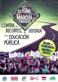 Marcha en Madrid