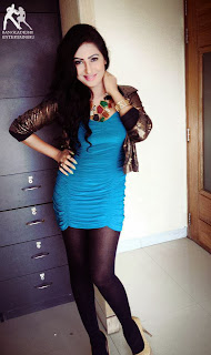Ramp Model Alisha Pradhan
