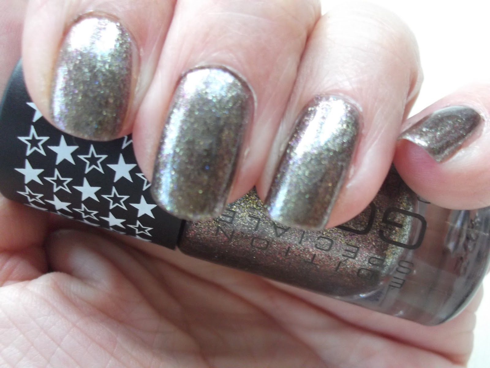 GOSH Nail Lacquer in Galaxy | British Beauty Blogger