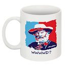 WHAT WOULD WALT WHITMAN DO? COFFEE MUG!