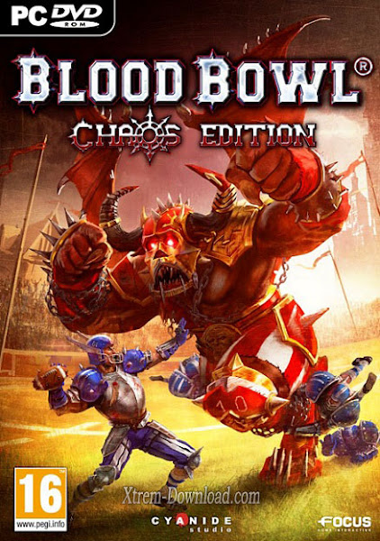 Blood Bowl Chaos Edition PC CRACK FLT XP FIX Download