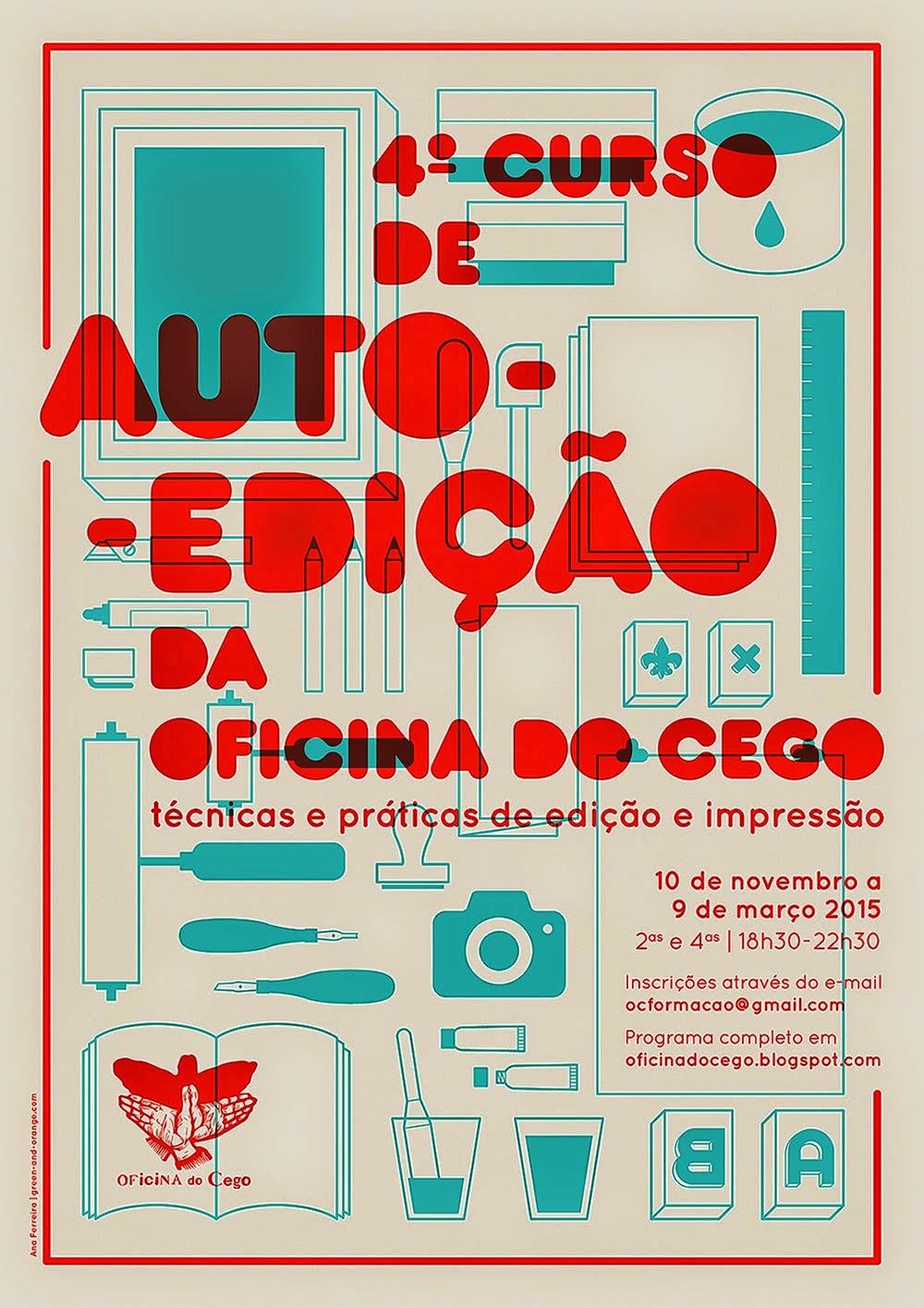 4º CURSO DE AUTO-EDIÇÃO