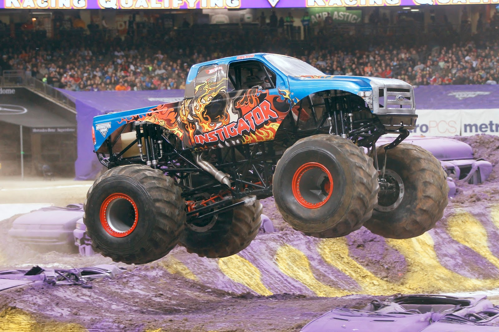 For ticket prices please visit ticketmaster at Monster Jam ATVs and the famous Monster Jam trucks. Monster Jam is one of the only sports where male and female world-class drivers, some generational rivals, are equals competing for the same championship on the same track. Following racing, new in across all Monster Jam events, fans in.