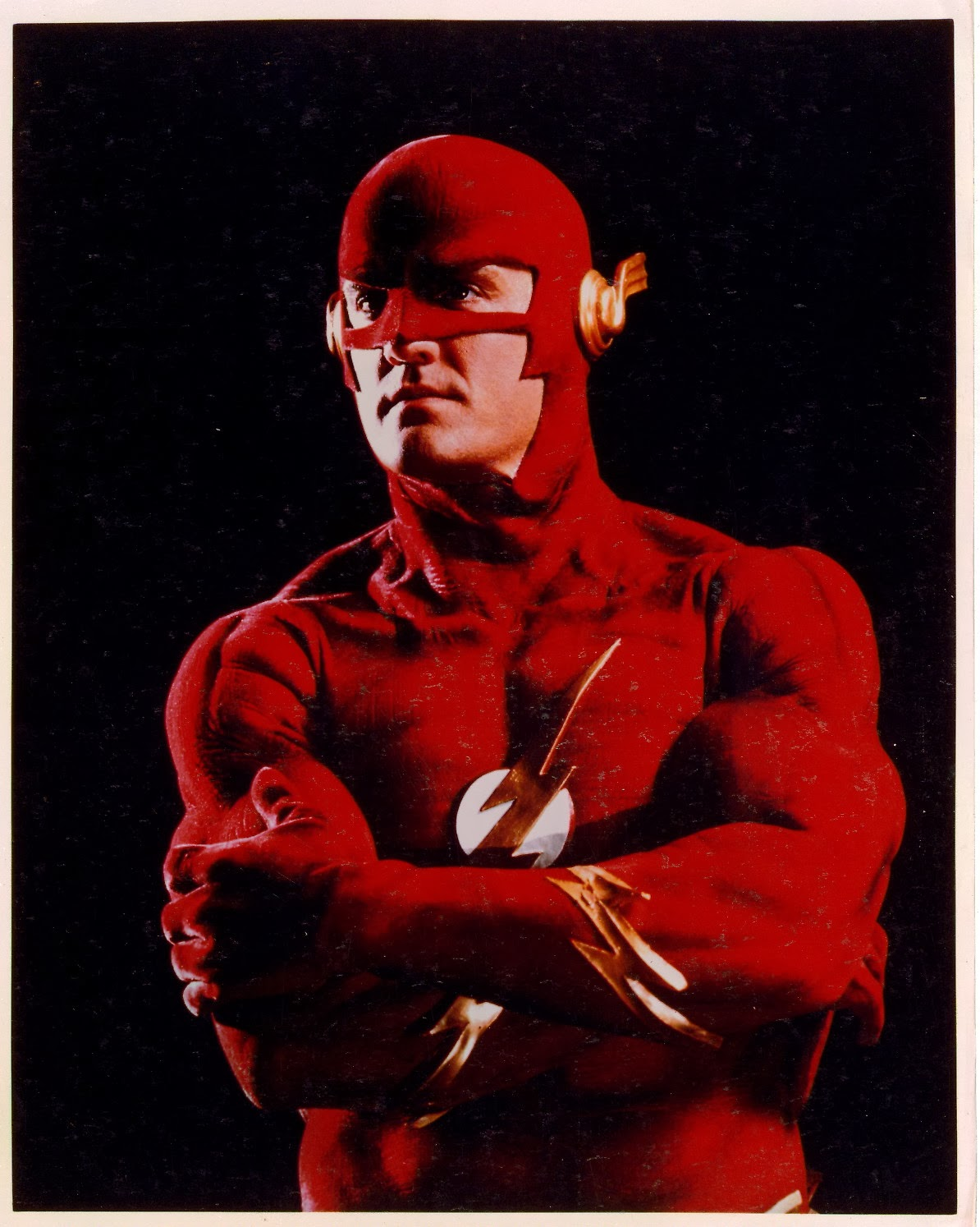 The Flash: The 1990 TV Series - Kelson Vibber