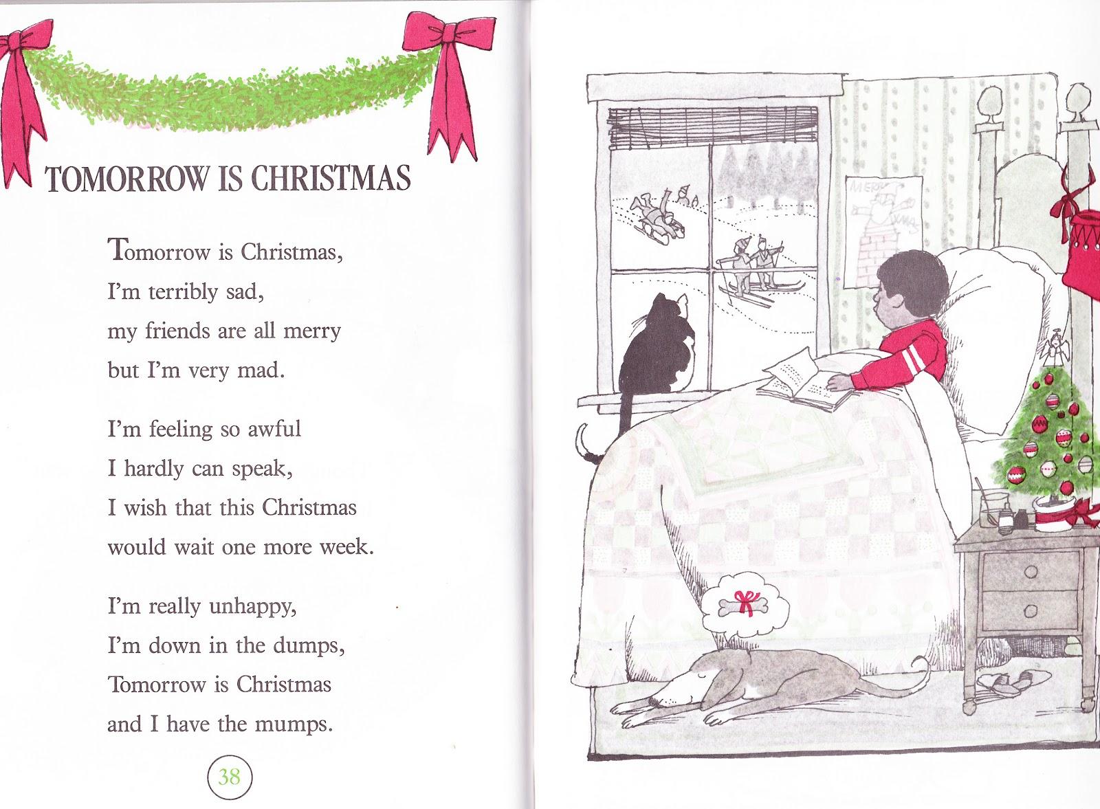the marlowe bookshelf: It\'s Christmas