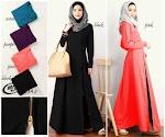 Baju Muslim Long Cardi Farla GC1342