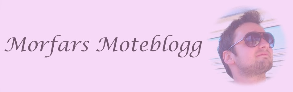 Morfars Moteblogg