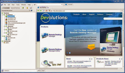 Remote Desktop Manager Enterprise 9.0 Full