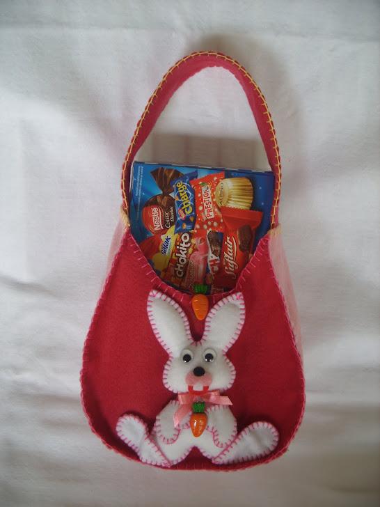 A Pascoa tá chegando!