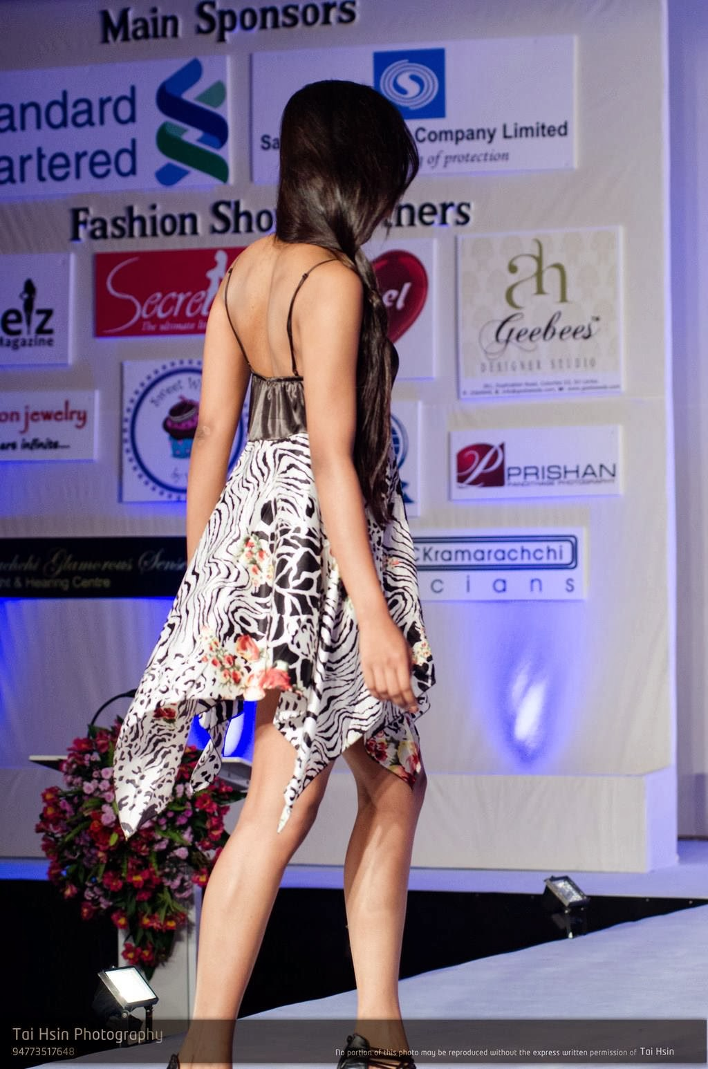 Blooming for a Cause Fashion Show