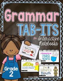 Grammar Tab-Its