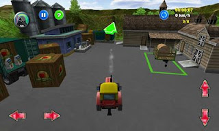 Download Game Android Terbaik Tractor more farm driving | 47.3 MB