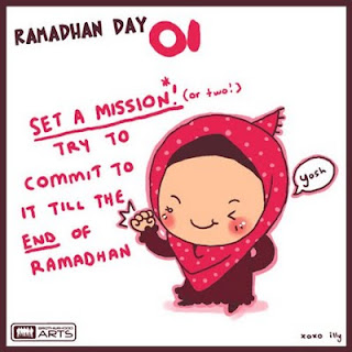 Kartun Ramadhan (Lucu!) ~ Way Back Into Home