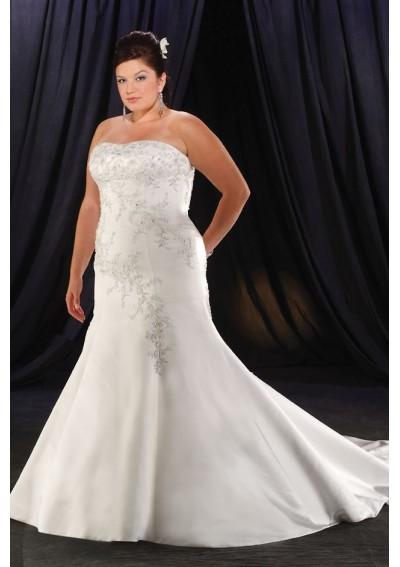 Brautkleider in Übergrößen günstig - Beste Brautkleide