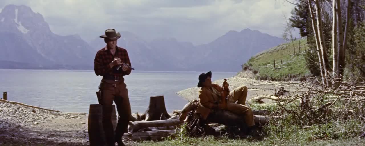 Jubal (1956) Delmer Daves (Western) BRrip 720p