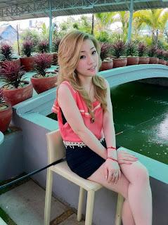 Mikie Jung Khmer Chinese beautiful girl 5