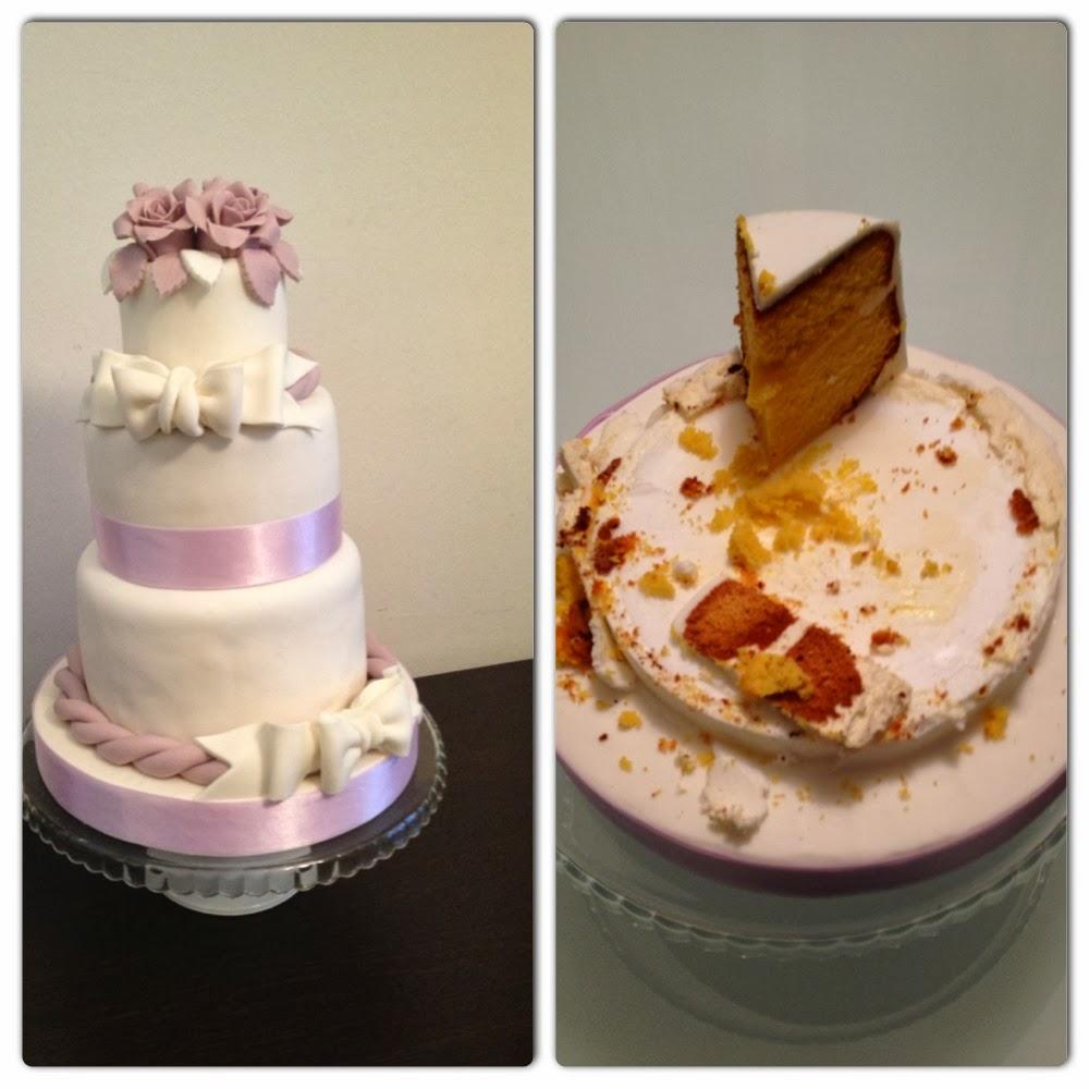Ceciefave corso wedding cake con giada farina for Decorazione torte ginnastica ritmica
