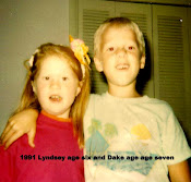 Dake and Lyndsey 1991