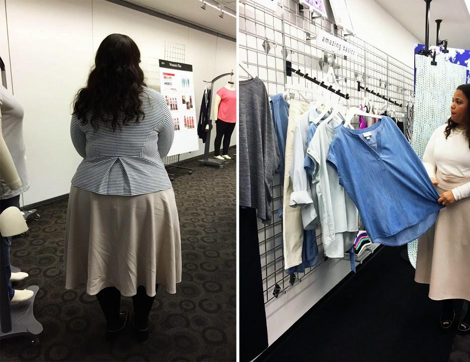 Target AVA & VIV, Plus Size Clothing