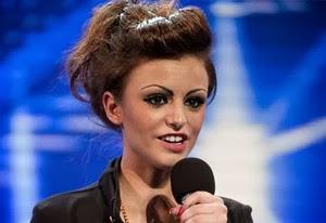 Cher Lloyd 2013 Teeth