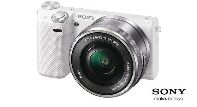 10 appareils photo NEX-5R Sony