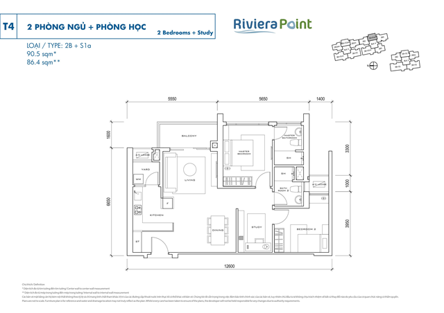 Căn hộ Riviera Point quận 7, Can ho cao cap Riviera Point, Căn hộ Riviera Point