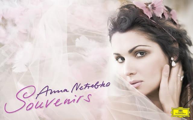 Singer Anna Netrebk
