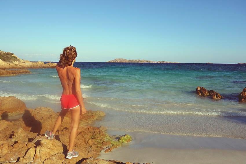 plage nord est Sardaigne