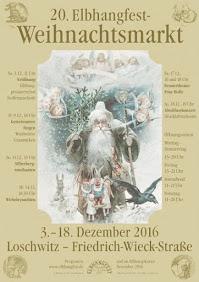 Elbhangfest-Weihnachtsmarkt