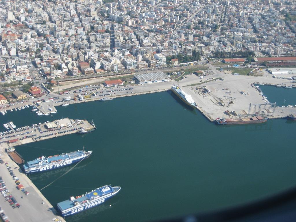 300 μέτρα σιδηρόδρομου λείπουν για να συνδέσουν το λιμάνι της Αλεξανδρούπολης