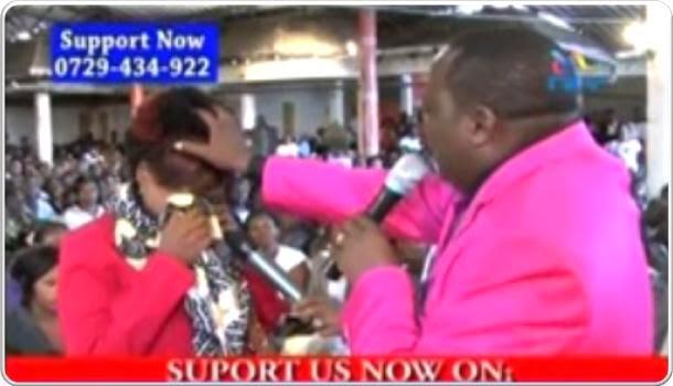 Esther Mwende, Michael Njoroge, Penyembuhan Yesus