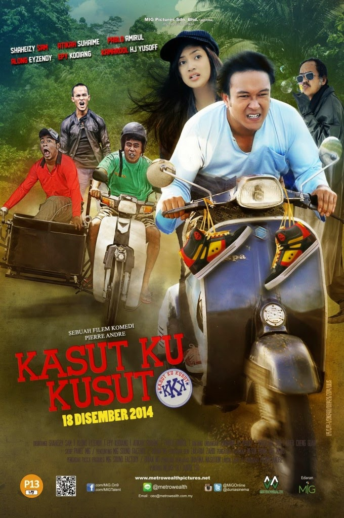 Tonton Kasut Ku Kusut Full Movie