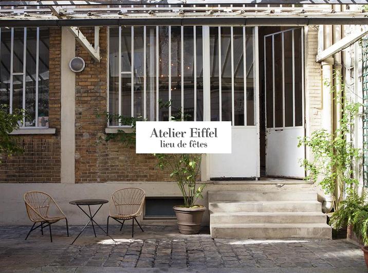 atelier rue verte le blog paris cyrillus maison f te ses 10 ans l 39 atelier eiffel. Black Bedroom Furniture Sets. Home Design Ideas