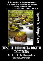 II CURSO DE FOTOGRAFIA - PARQUE DE REDES -     NOVIEMBRE 2011
