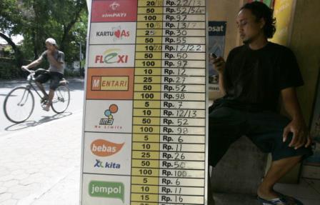 Tarif Paket Internet Data Termurah One Stop Pulsa Elektrik All Operator Online Termurah