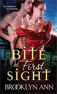 Bite at First Site by Brooklyn Ann scandals with bite vampire romance