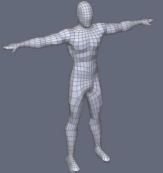 Blender 2 6 Character Modeling Tutorial : D modeling blender hexagon sculptris still