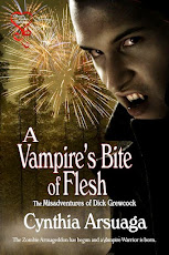 A Vampire's Bite of  Flesh