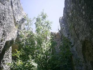 Skalna carkva Sakar planina